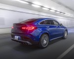 2021 Mercedes-AMG GLE 63 S Coupe (US-Spec) Rear Three-Quarter Wallpapers 150x120 (9)
