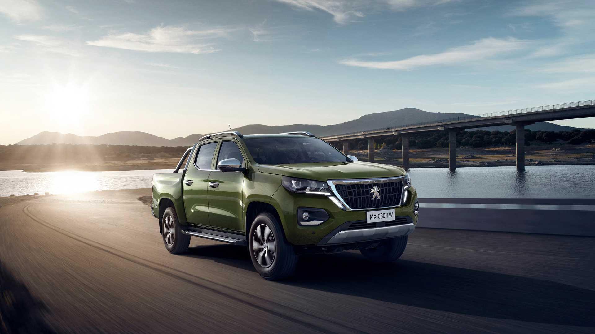 2021 Peugeot Landtrek Front Three-Quarter Wallpapers (3)