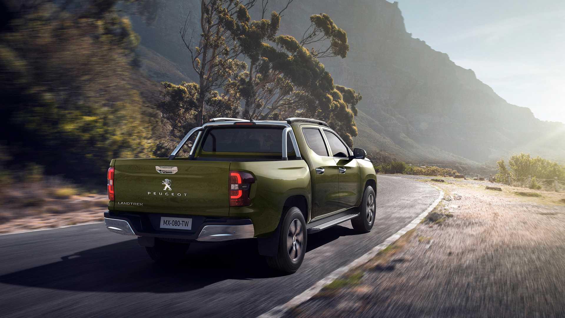 2021 Peugeot Landtrek Rear Three-Quarter Wallpapers (10)