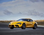 2021 Toyota GR Supra 2.0 Front Three-Quarter Wallpapers 150x120 (8)