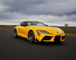 2021 Toyota GR Supra 2.0 Front Three-Quarter Wallpapers 150x120 (3)