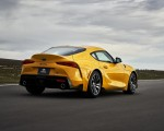 2021 Toyota GR Supra 2.0 Rear Three-Quarter Wallpapers 150x120 (15)