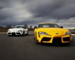 2021 Toyota GR Supra 2.0 and Toyota GR Supra 3.0 Front Wallpapers 150x120 (1)