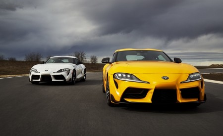 2021 Toyota GR Supra 2.0 Wallpapers HD