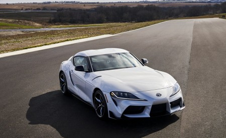 2021 Toyota GR Supra 3.0 Premium Wallpapers HD
