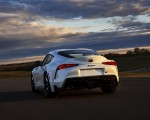 2021 Toyota GR Supra 3.0 Premium Rear Wallpapers 150x120