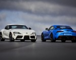2021 Toyota GR Supra 3.0 Premium and Toyota GR Supra A91 Edition Wallpapers 150x120