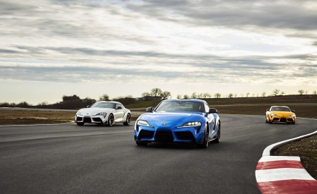 2021 Toyota GR Supra Family Wallpapers 450x275 (4)