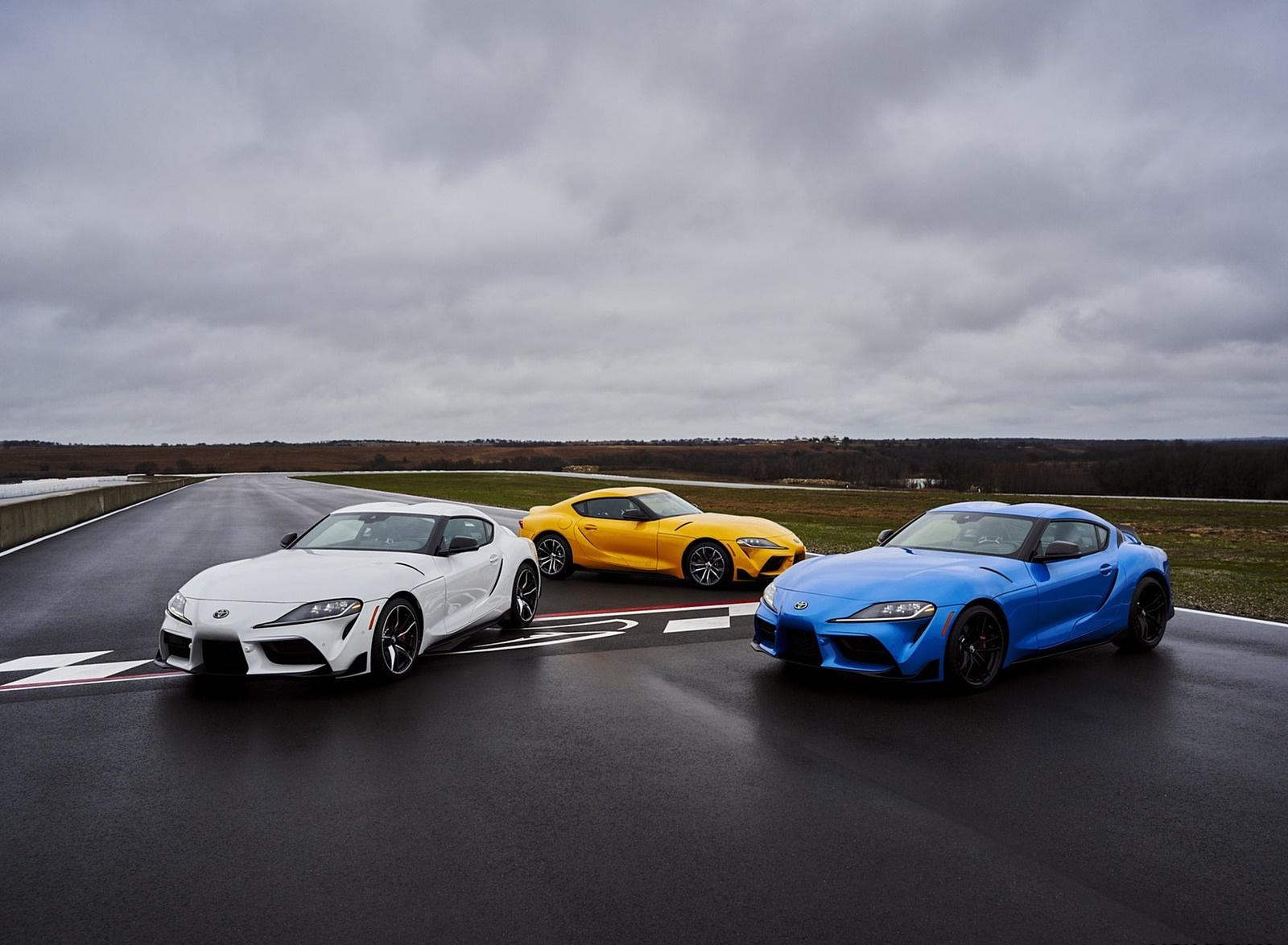 2021 Toyota GR Supra Family Wallpapers (8)