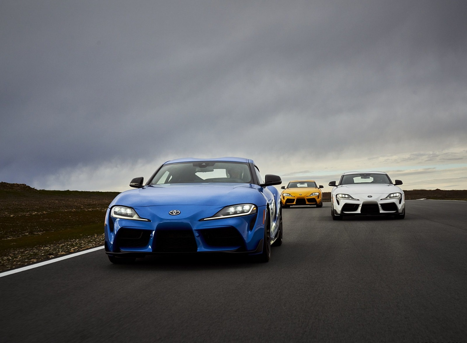 2021 Toyota GR Supra Family Wallpapers (9)