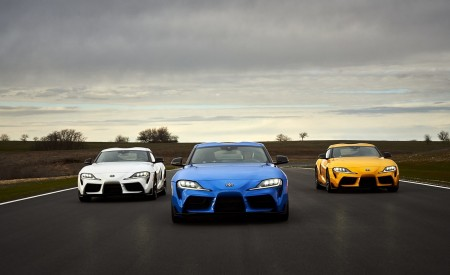2021 Toyota GR Supra Family Wallpapers 450x275 (5)