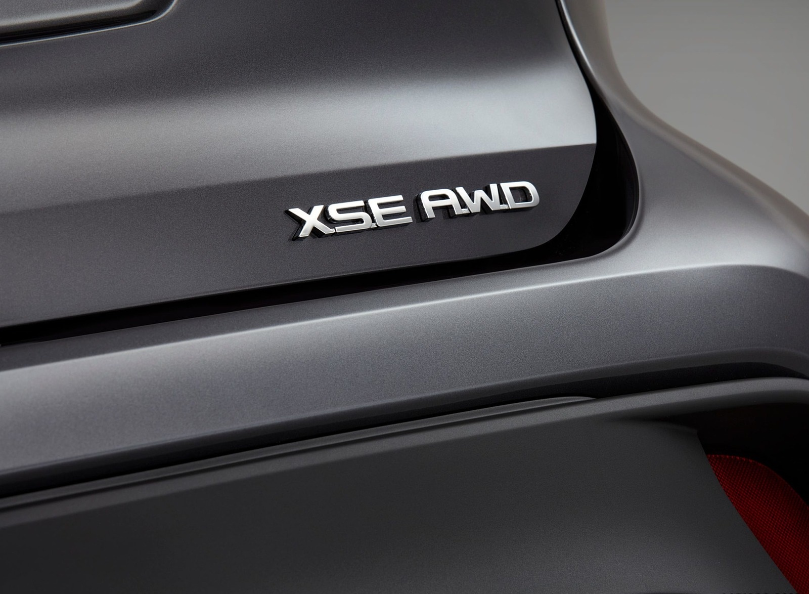 2021 Toyota Highlander XSE AWD Badge Wallpapers (10)