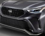 2021 Toyota Highlander XSE AWD Grill Wallpapers 150x120 (7)