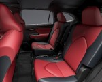 2021 Toyota Highlander XSE AWD Interior Rear Seats Wallpapers 150x120 (12)