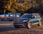 2021 Volkswagen Atlas Front Three-Quarter Wallpapers 150x120 (48)