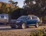2021 Volkswagen Atlas Front Three-Quarter Wallpapers 150x120 (46)