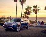 2021 Volkswagen Atlas Front Three-Quarter Wallpapers 150x120 (47)