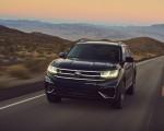 2021 Volkswagen Atlas SEL V6 R-Line Front Wallpapers 150x120 (1)