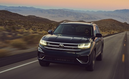 2021 Volkswagen Atlas Wallpapers HD