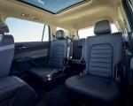 2021 Volkswagen Atlas SEL V6 R-Line Interior Rear Seats Wallpapers 150x120 (29)