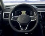 2021 Volkswagen Atlas SEL V6 R-Line Interior Steering Wheel Wallpapers 150x120 (30)