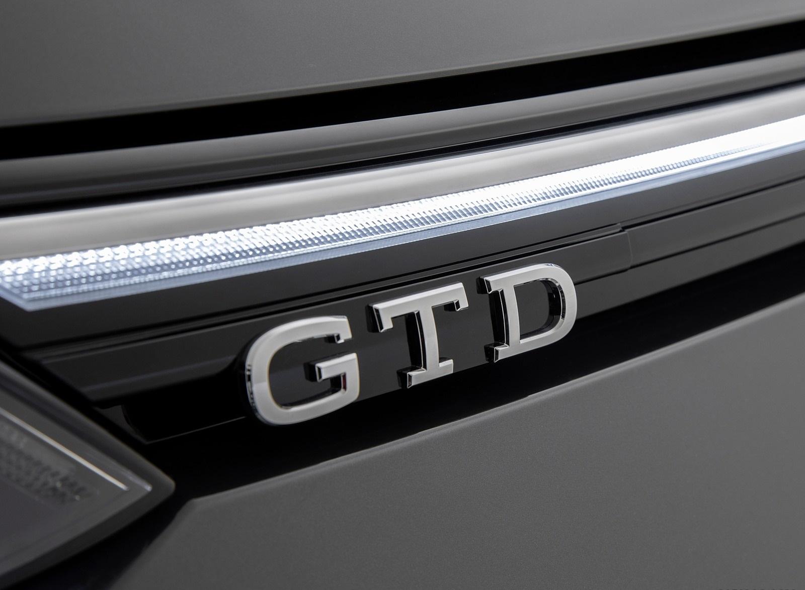 2021 Volkswagen Golf GTD Detail Wallpapers (9)