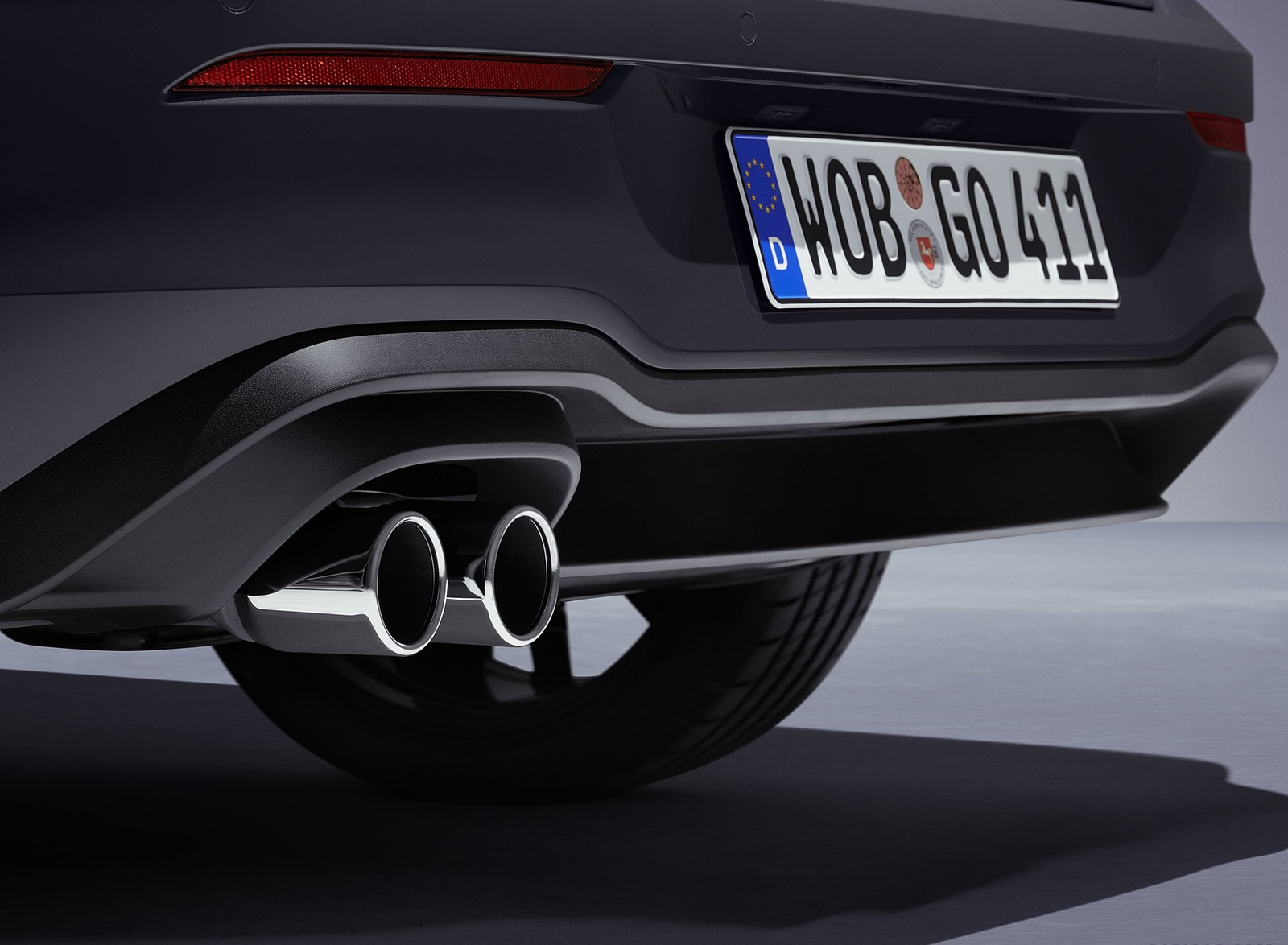 2021 Volkswagen Golf GTD Exhaust Wallpapers (8)