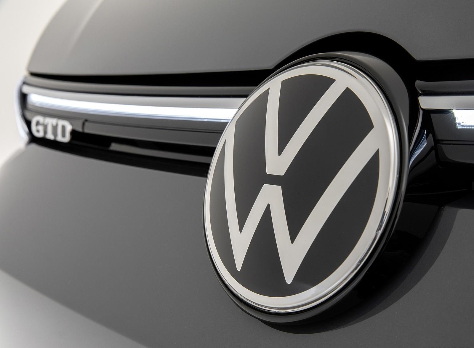 2021 Volkswagen Golf GTD Grill Wallpapers (7)