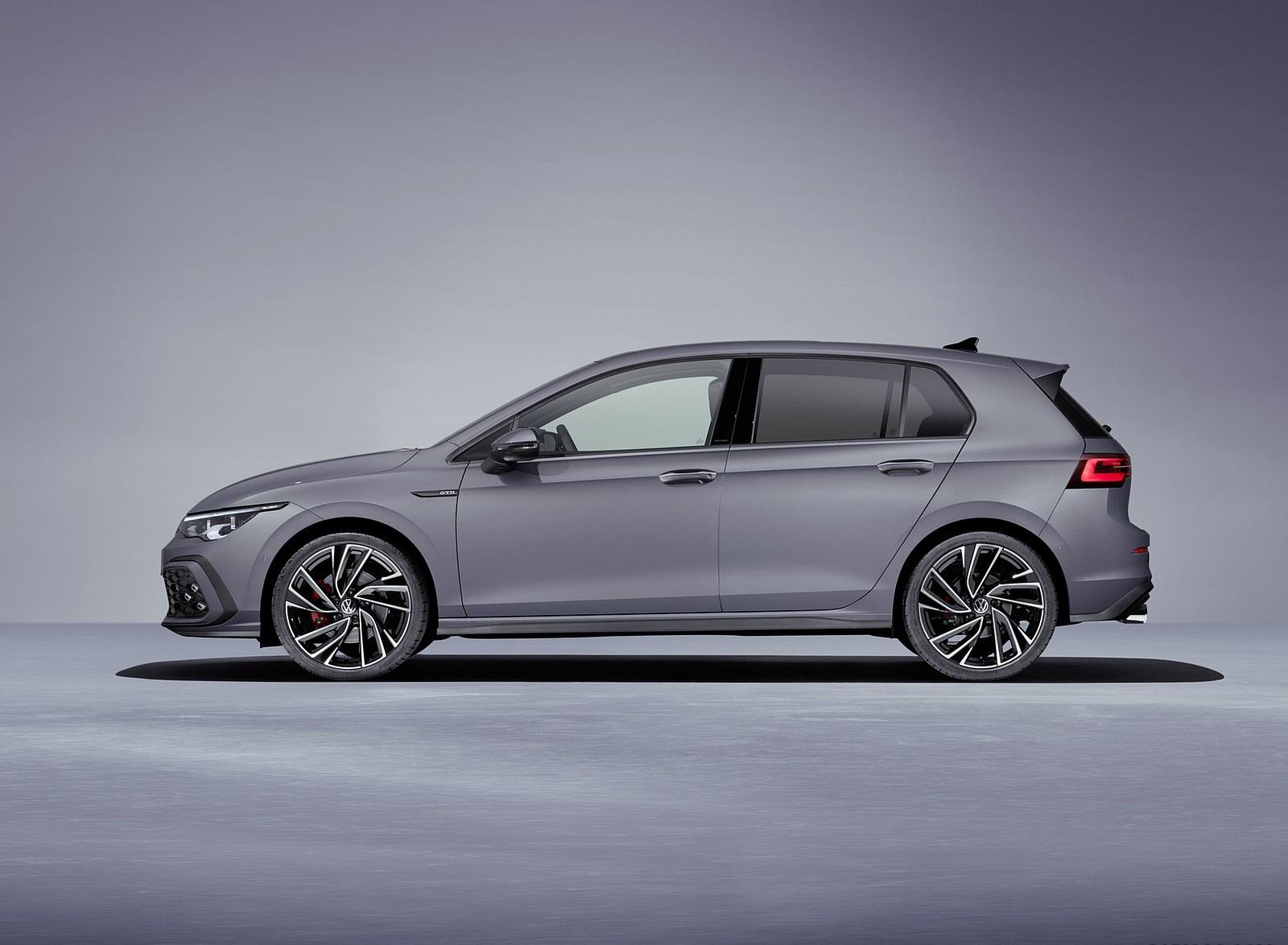 2021 Volkswagen Golf GTD Side Wallpapers (5)