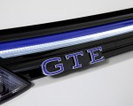 2021 Volkswagen Golf GTE Badge Wallpapers 150x120
