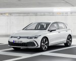 2021 Volkswagen Golf GTE Front Three-Quarter Wallpapers 150x120