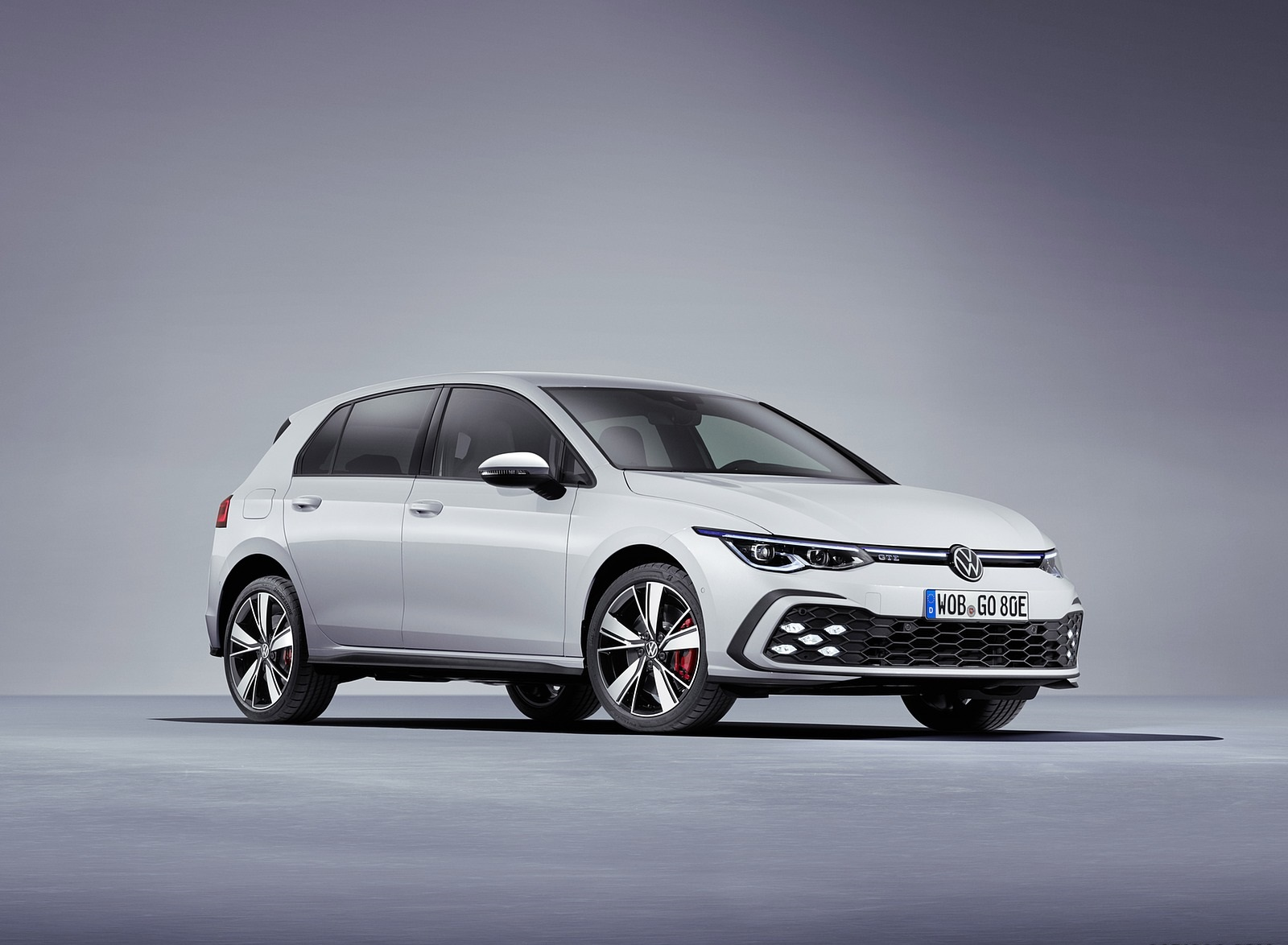 2021 Volkswagen Golf GTE Front Three-Quarter Wallpapers (5)