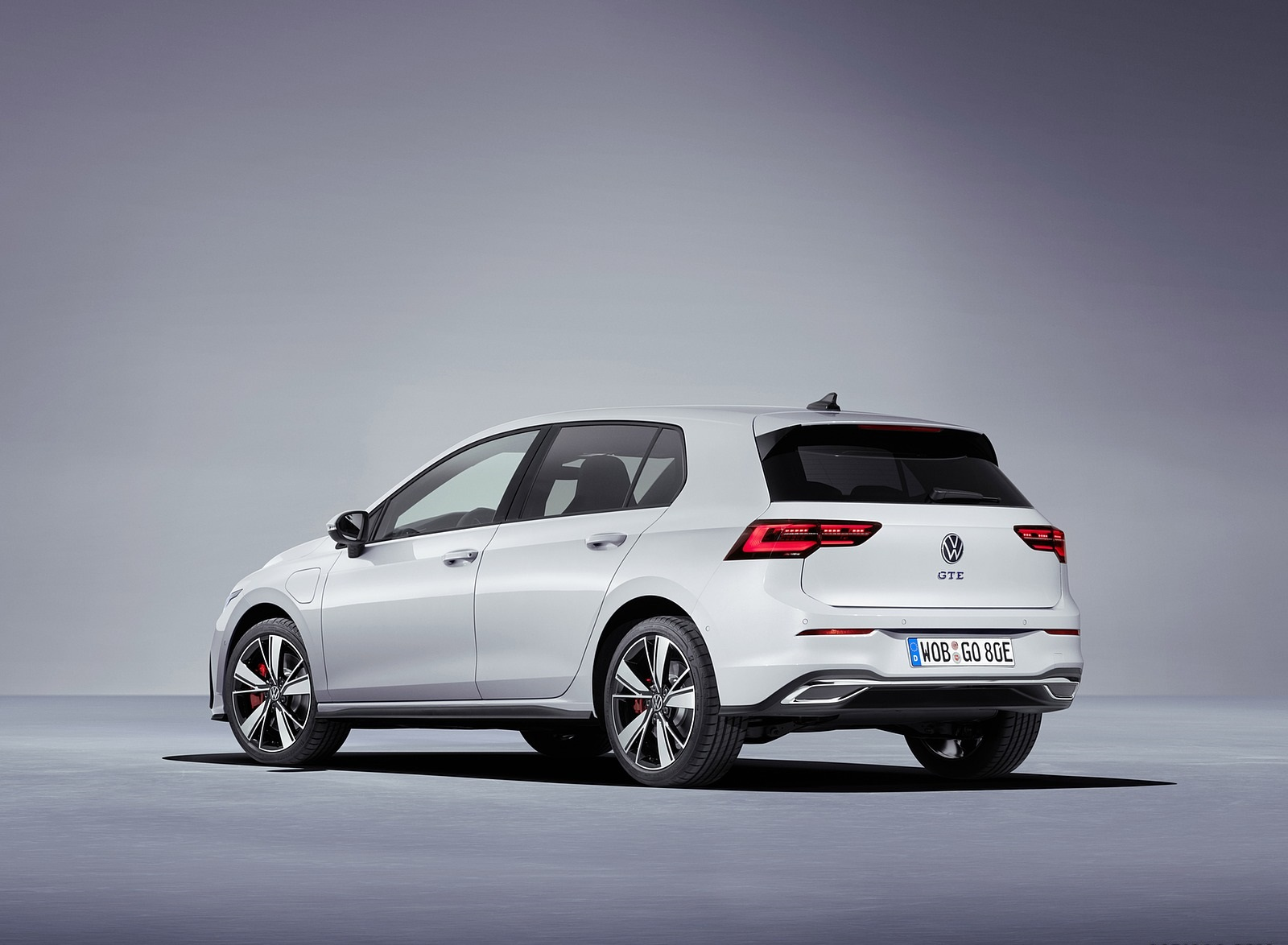 2021 Volkswagen Golf GTE Rear Three-Quarter Wallpapers (6)