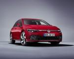 2021 Volkswagen Golf GTI Front Wallpapers 150x120 (28)