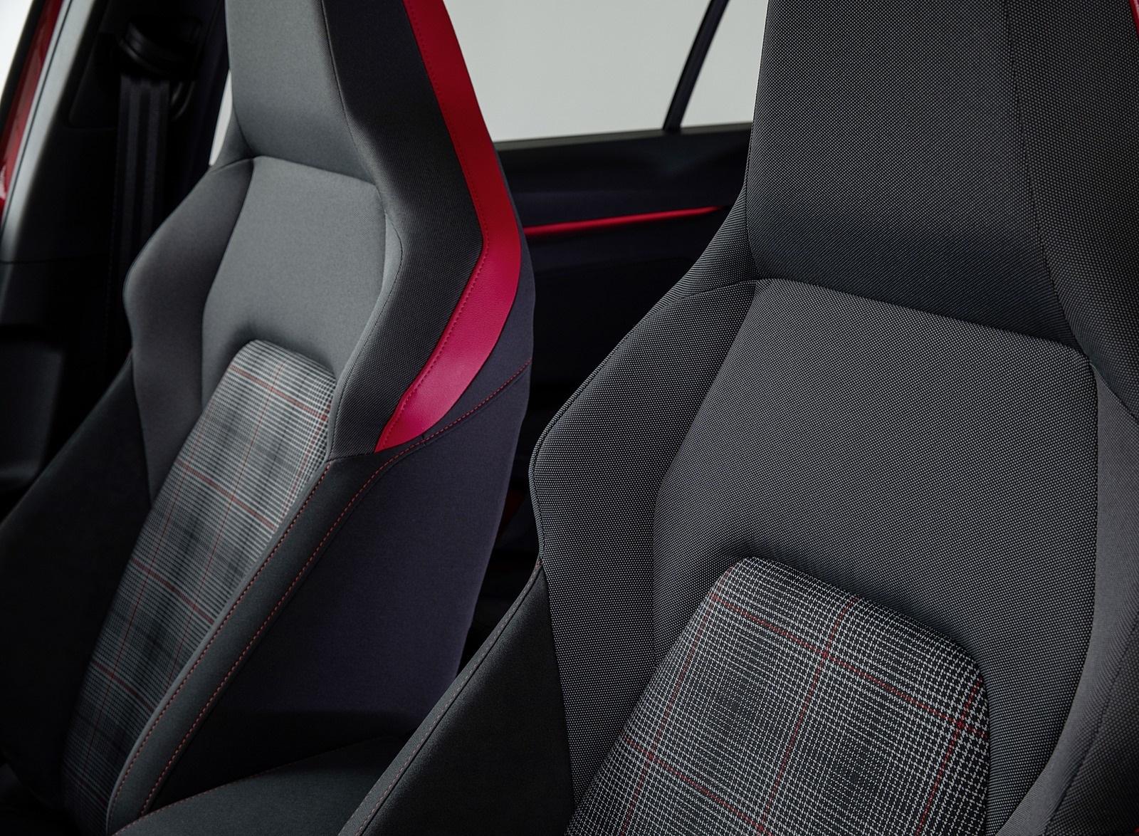 2021 Volkswagen Golf Gti Interior Seats Wallpapers 38 Newcarcars