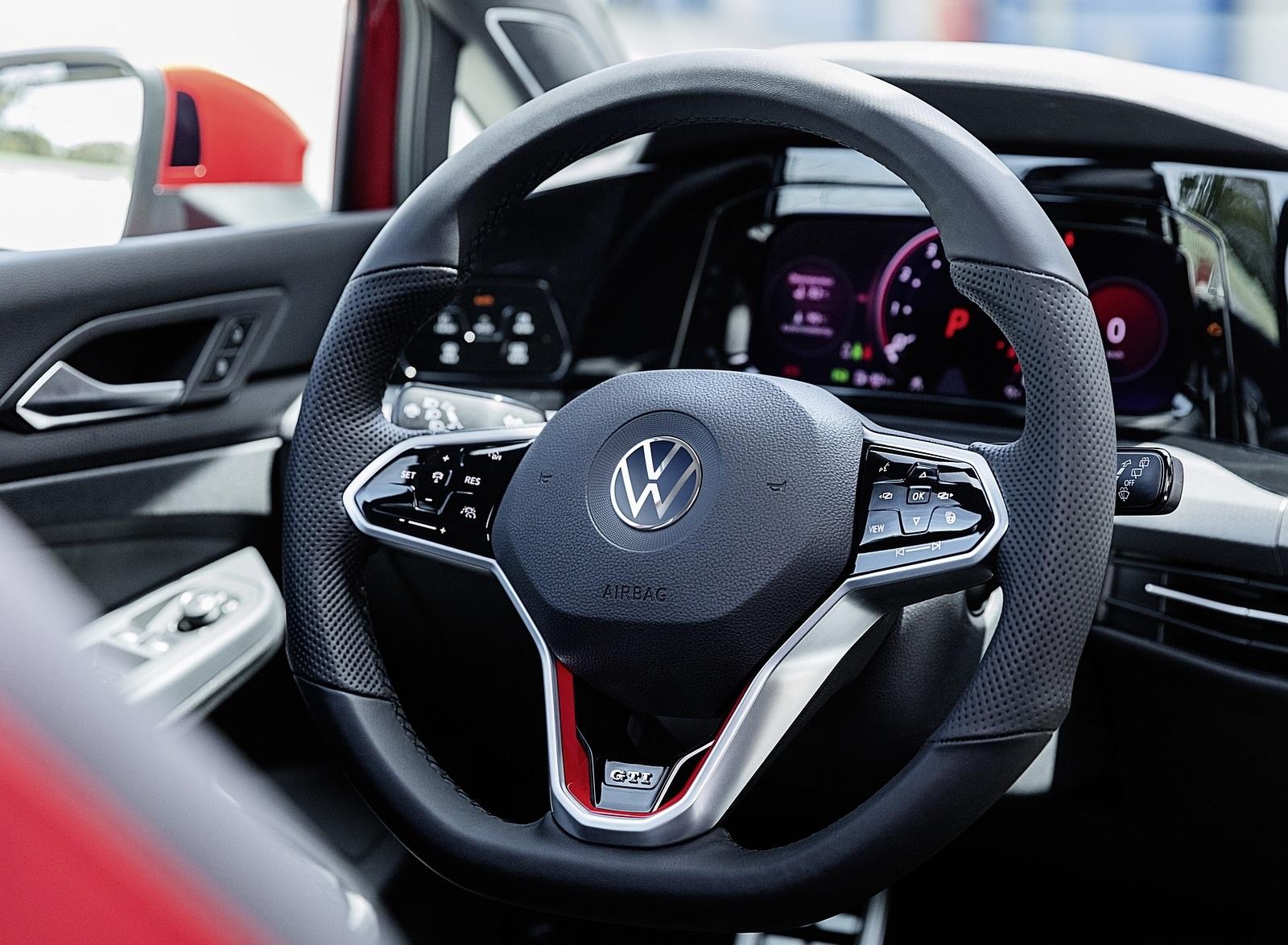 2021 Volkswagen Golf Gti Interior Wallpapers 12 Newcarcars