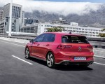 2021 Volkswagen Golf GTI Rear Three-Quarter Wallpapers 150x120 (6)