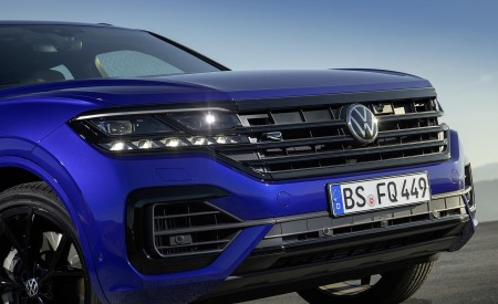 2021 Volkswagen Touareg R Plug-In Hybrid Detail Wallpapers 450x275 (37)