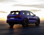 2021 Volkswagen Touareg R Plug-In Hybrid Rear Three-Quarter Wallpapers 150x120 (32)