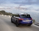 2021 Volkswagen Touareg R Plug-In Hybrid Rear Three-Quarter Wallpapers 150x120 (6)