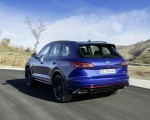 2021 Volkswagen Touareg R Plug-In Hybrid Rear Three-Quarter Wallpapers 150x120 (7)