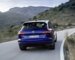 2021 Volkswagen Touareg R Plug-In Hybrid Rear Wallpapers 150x120 (9)