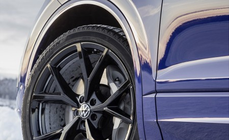 2021 Volkswagen Touareg R Plug-In Hybrid Wheel Wallpapers 450x275 (86)