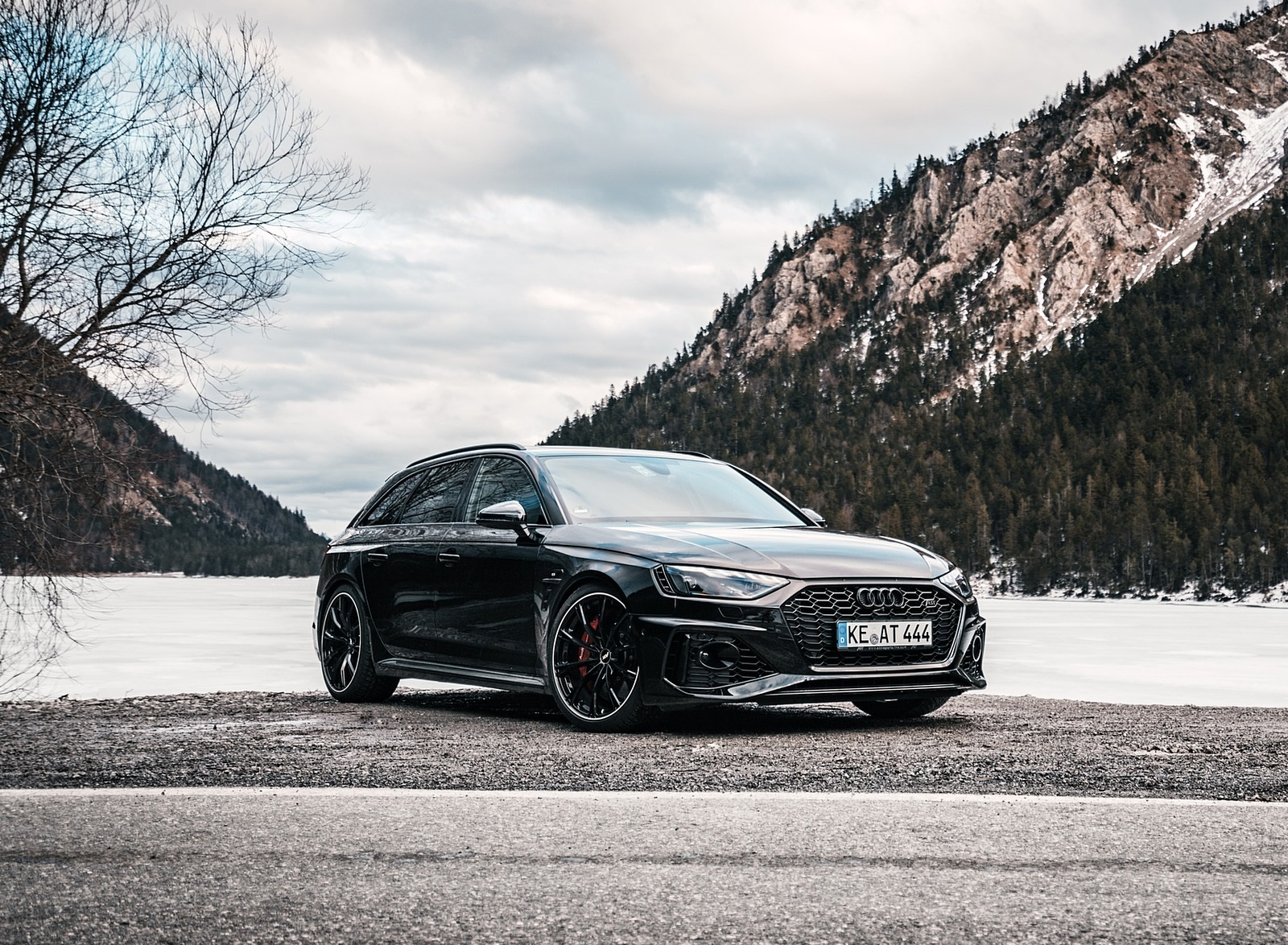 2020 ABT Audi RS 4 Power S Front Three-Quarter Wallpapers (2)