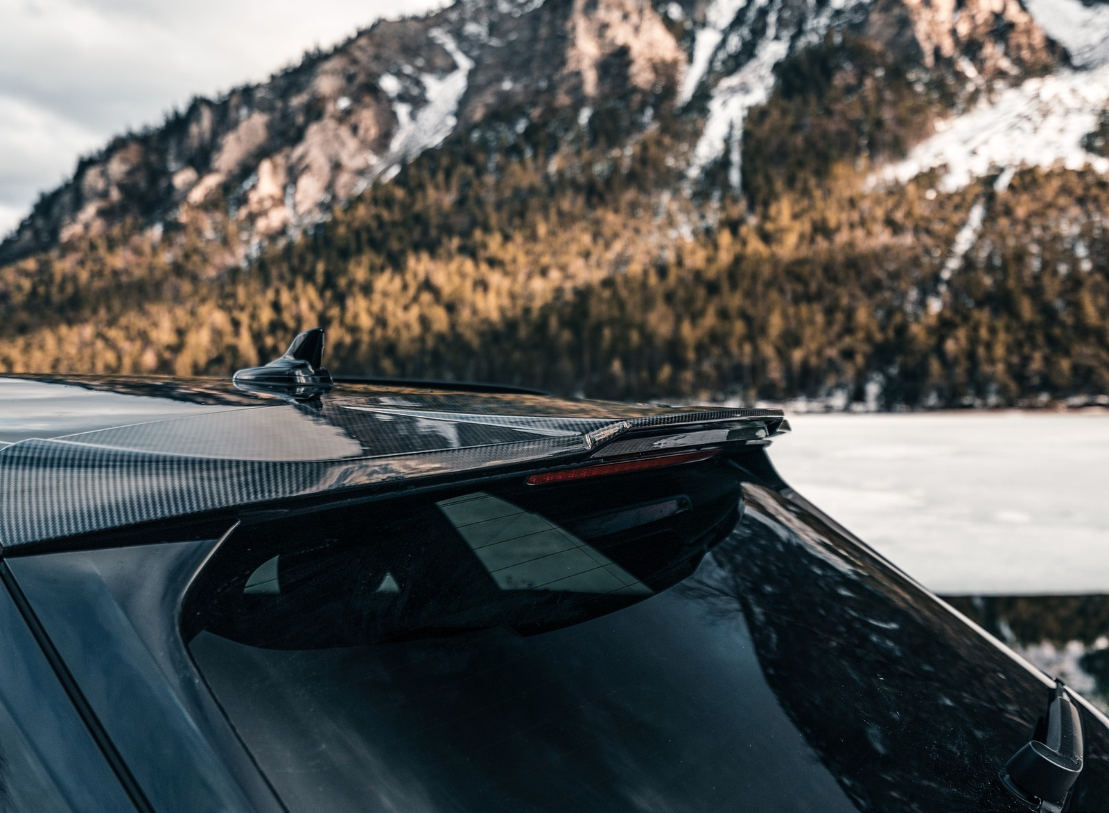 2020 ABT Audi RS 4 Power S Spoiler Wallpapers (8)