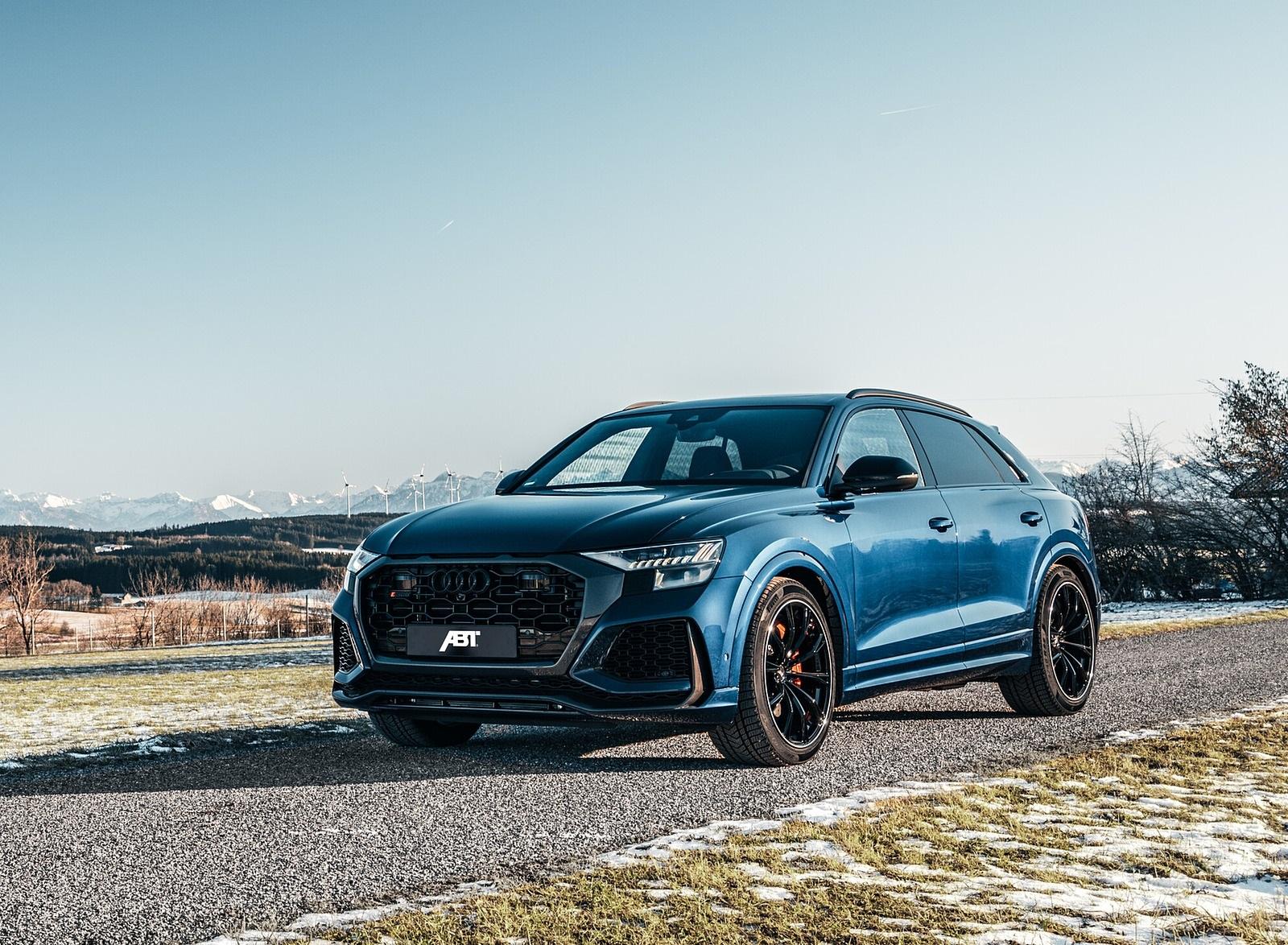 2020 ABT Audi RS Q8 Front Three-Quarter Wallpapers (3)