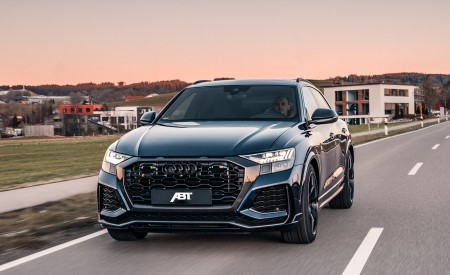2020 ABT Audi RS Q8 Wallpapers HD