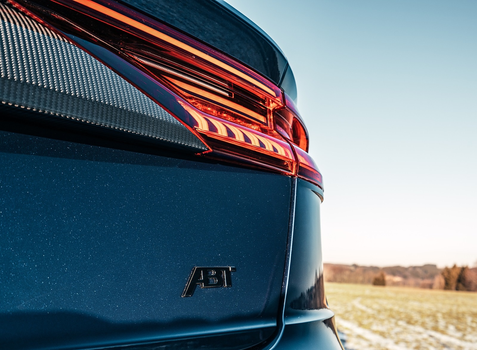 2020 ABT Audi RS Q8 Tail Light Wallpapers (9)