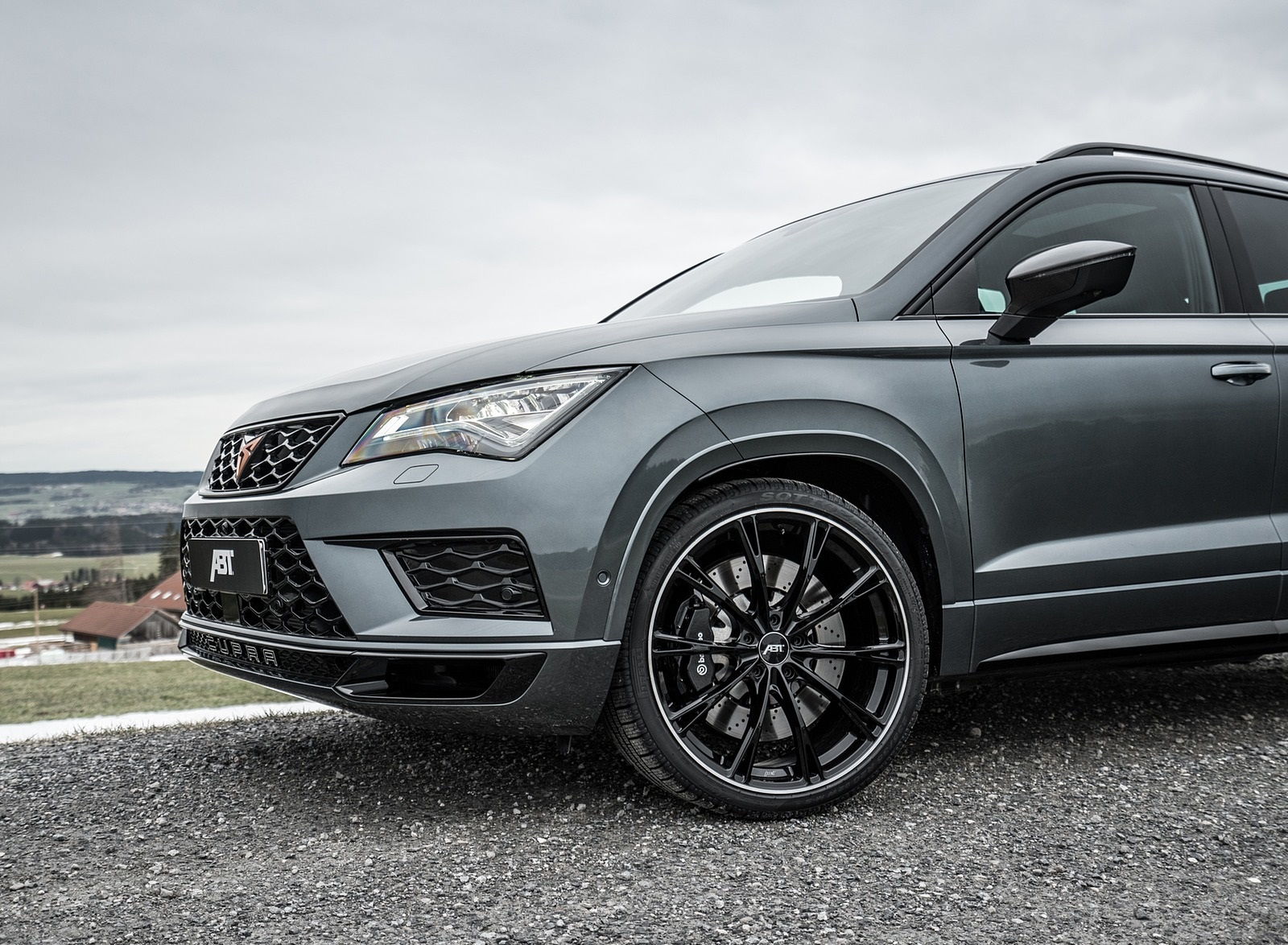 2020 ABT CUPRA Ateca Detail Wallpapers (6)
