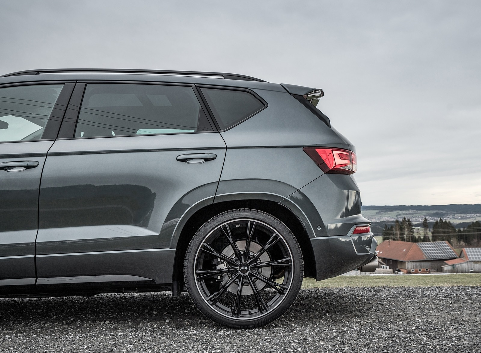 2020 ABT CUPRA Ateca Detail Wallpapers (7)